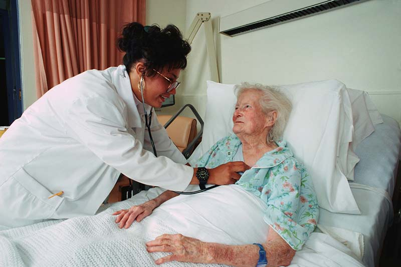 deduct expenses for long-term care